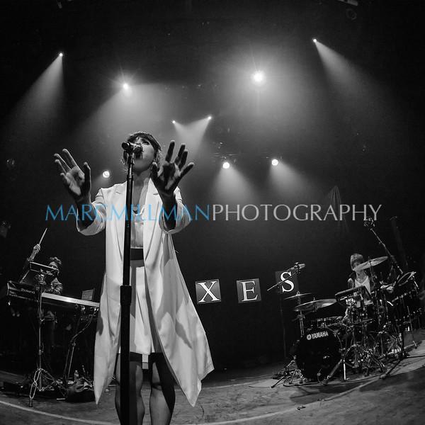 Foxes @ Gramercy Theatre (Mon 11/25/13)