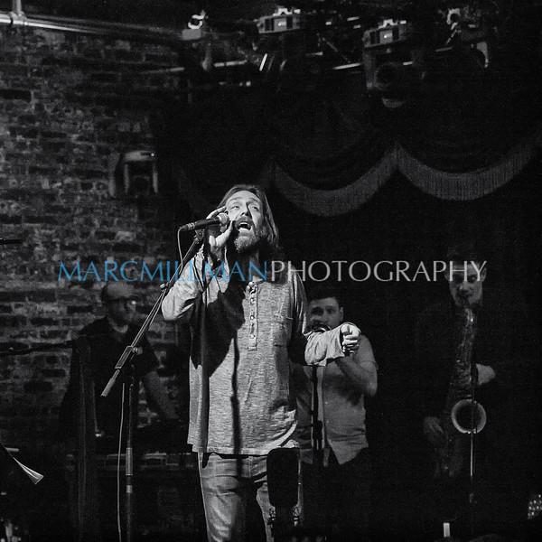 Chris Robinson & the Shady Horns