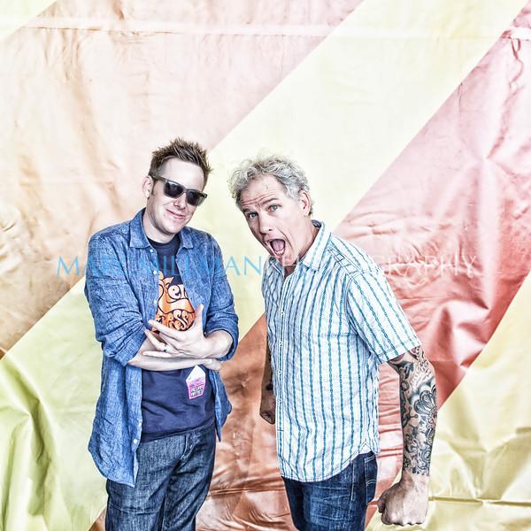 Robert Mercurio & Mike Dillon