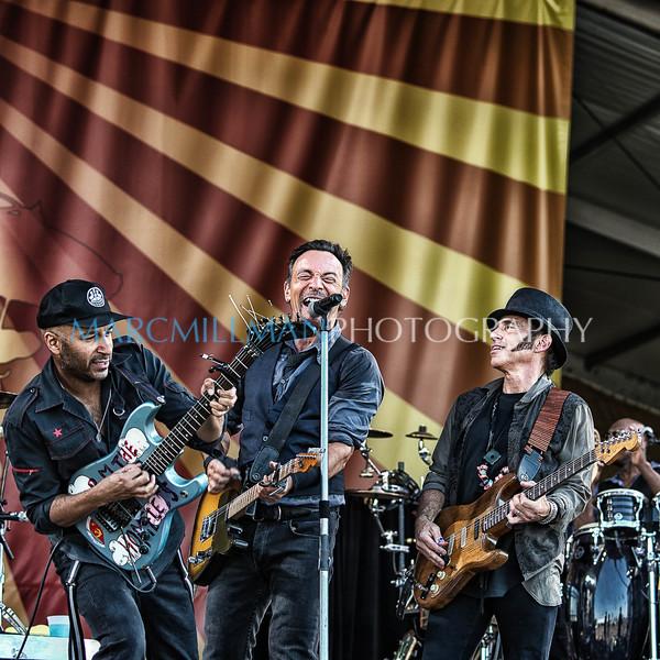 Morello, Springsteen & Lofgren- Wrecking Ball