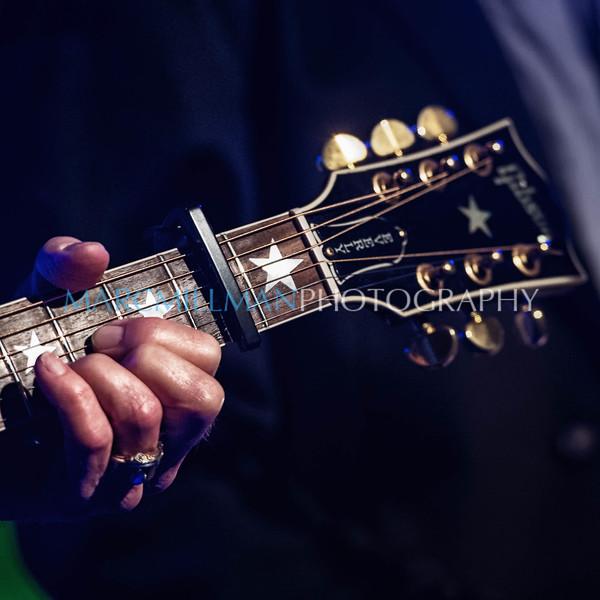 Gregg Allman's Gibson Everly acoustic guitar