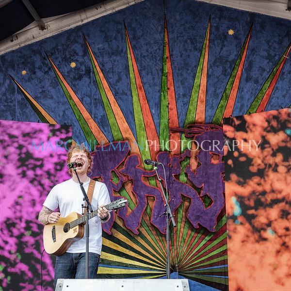 Ed Sheeran @ Gentilly Stage (Sat 5/2/15)
