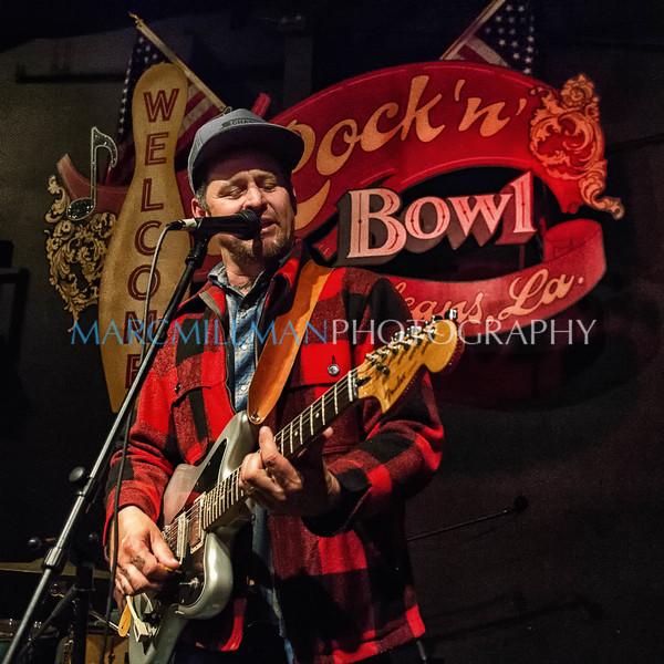 Eric Lindel @l Rock N Bowl (Fri 5/3/13)