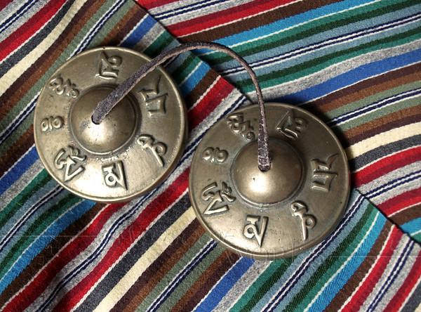 Tibetan Tantric Buddhist Temple Bells