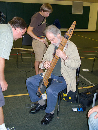 Interlochen Guitar & Stick Seminar 2009