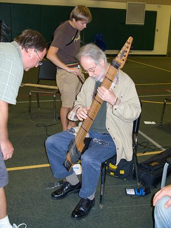 Interlochen Guitar & Stick Seminar 2009