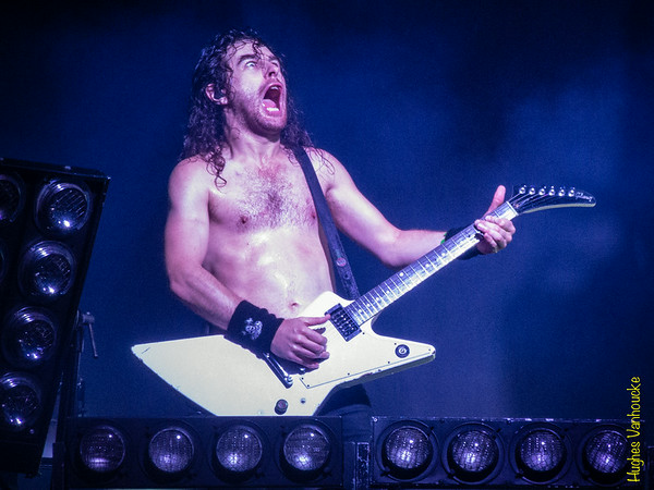 Airbourne @ Masters at Rock - Torhout - Belgium