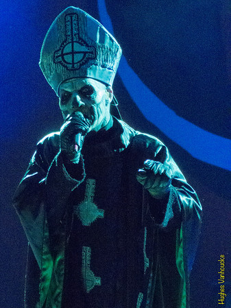 Ghost @ Rock am Ring 2014
