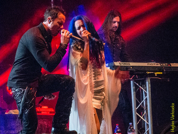 Kamelot + special guest Alissa White-Gluz (Arch Enemy)