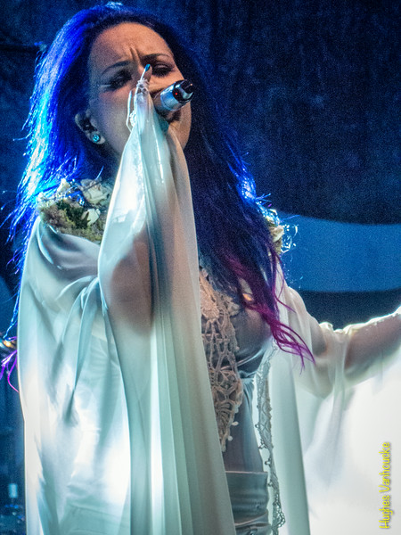 Alissa White-Gluz (Arch Enemy) with/con Kamelot - Masters @ Rock - Torhout - Belgium/Bélgica