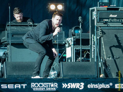 Kasabian @ Rock am Ring 2014