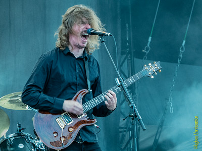 Opeth @ Rock am Ring 2014