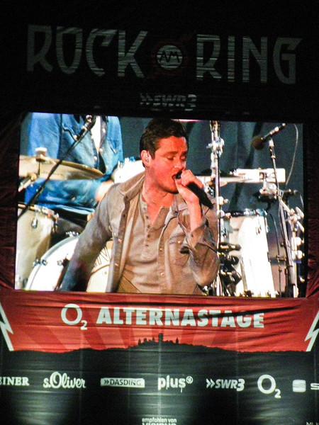 Amazing Keane