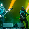 Tomás Araya & Kerry King (Slayer)