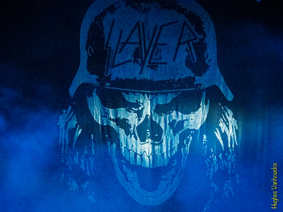 Slayer @ Rock am Ring 2014