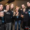 Absolva, Wizz & Belgian fans @ Rebel Rock - De Schalm - Boxberg - Belgisch Limburg/Belgium