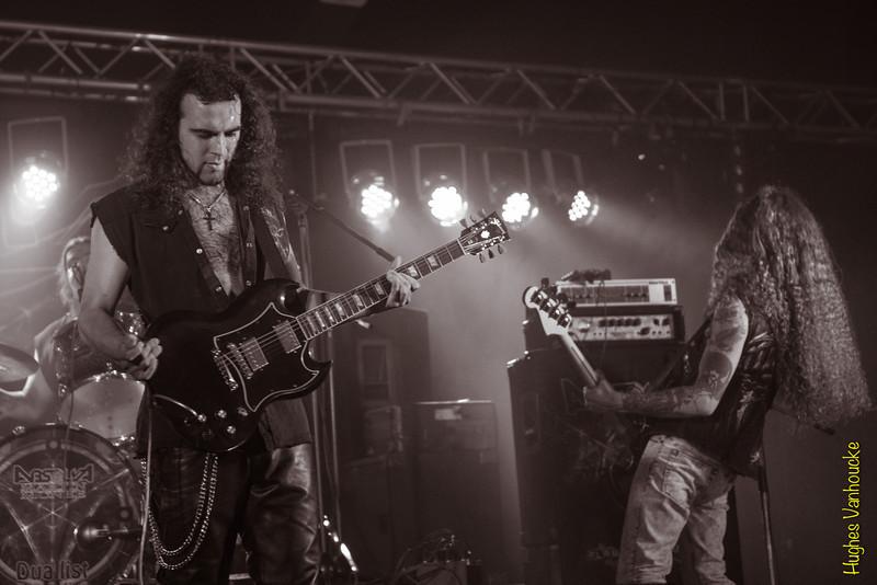 Absolva @ Skullfest - Wervik - Belgium