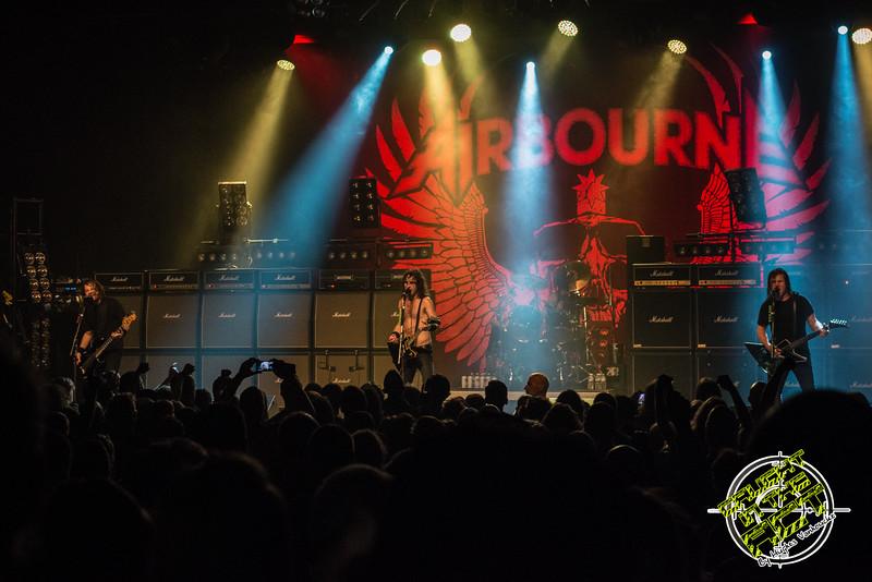 Airbourne @ Trix - Antwerp - Belgium