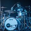 Daniel Cardoso (Anathema) @ Eurorock Festival - Neerpelt - Belgium/Bélgica