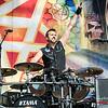 Charlie Benante (Anthrax) @ Rockavaria - Olympiapark - München/Munich - Germany/Alemania