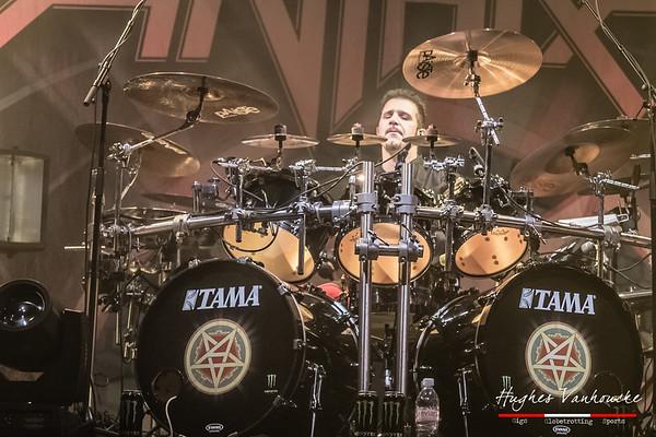 Anthrax @ Trix - Antwerp/Amberes - Belgium/Bélgica