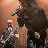 Scott Ian & Joey Belladonna (Anthrax) @ Rockhal - Esch/Alzette - Luxemburg(o)