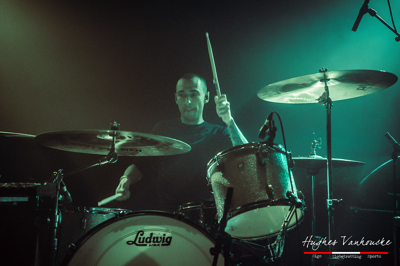 Joakim Heibø Johansen  - Årabrot @ Les Aralunaires - L'Entrepôt - Arlon - Belgium/Bélgica