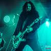 Sharlee D'Angelo- Arch Enemy @ Trix - Antwerp/Amberes - Belgium/Bélgica