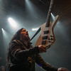 Sharlee D'Angelo (Arch Enemy) @ Le Splendid - Lille - France