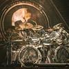 Daniel Erlandsson's drum (Arch Enemy) @ Le Splendid - Lille - France