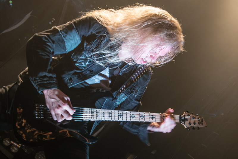 Jeff Loomis (Arch Enemy) @ Le Splendid - Lille - France