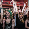 Good looking fans (Arch Enemy) @ Le Splendid - Lille - France