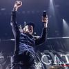 Tomas Lindberg - At The Gates @ Ronda - Tivoli Vredenburg - Utrecht - The Netherlands/Paises Bajos