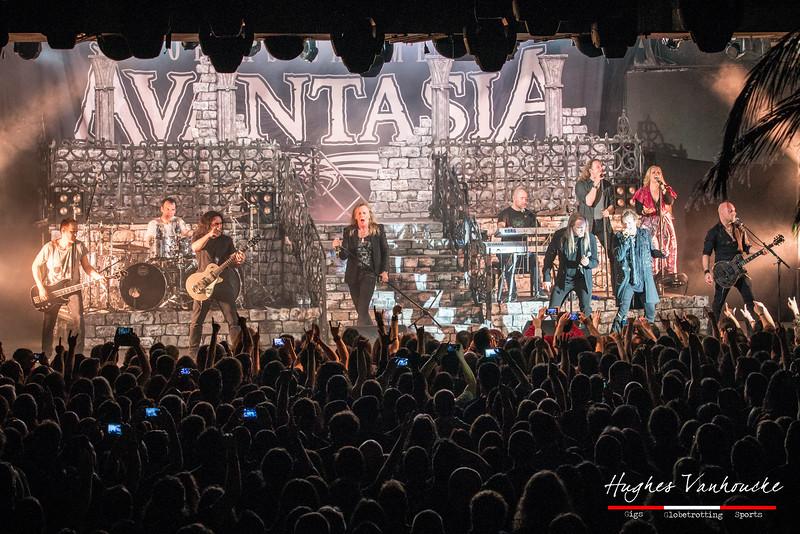 Ronnie Atkins, Jørn Lande & Avantasia @ La Riviera - Madrid - España/Spain