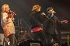 Bob Catley (Magnum), Tobias Sammet (Edguy) & Eric Martin (Mr. Big)<br /> PPM Fest - Lotto Expo Arena - Mons - Belgium<br /> 12.04.2013
