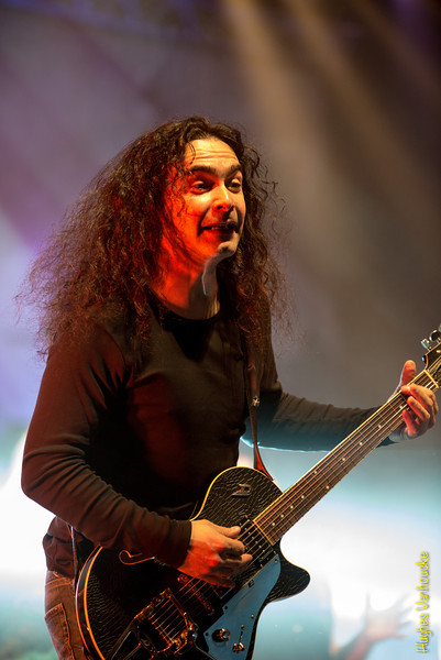 Sascha Paeth (ex Heavens Gate)<br /> PPM Fest - Lotto Expo Arena - Mons - Belgium<br /> 12.04.2013