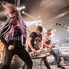 Battle Beast @ Biebob - Vosselaar - Belgium/Bélgica