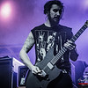 Zach Huston - Beartooth @ Santana 27 - Bilbao - Spain/España