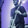 Oshie Bichar - Beartooth @ Santana 27 - Bilbao - Spain/España