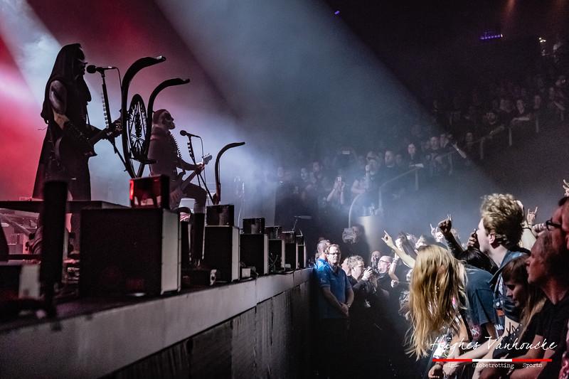 Behemoth @ Ronda - Tivoli Vredenburg - Utrecht - The Netherlands/Países Bajos