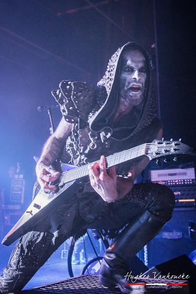 Nergal (Behemoth) @ Trix  - Antwerp/Amberes - Belgium/Bélgica