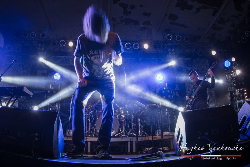 Between The Buried And Me @ Euroblast 2015 - Essigfabrik - Cologne/Colonia - Germany/Alemania