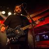 Josh Latshaw (Boysetsfire) @ Muziekodroom - Hasselt - Belgium