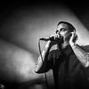 Nathan Gray (Boysetsfire) @ Muziekodroom - Hasselt - Belgium