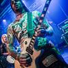 Chrisse Olsson - Crazy Lixx @ Wildfest - JC 't Spiraal - Geraardsbergen - Belgium/Bélgica