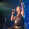 Danny Rexon - Crazy Lixx @ Wildfest - JC 't Spiraal - Geraardsbergen - Belgium/Bélgica
