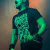 Shawter (Dagoba) @ Epic Metal Fest - Klokgebouw - Eindhoven - The Netherlands/Holanda