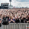 Danko Jones audience @ Graspop Metal Meeting 2017 - Dessel - Bélgium/Bélgica