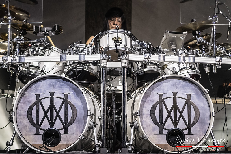Mike Mangini - Dream Theater @ Poppodium 013 - Tilburg - The Netherlands/Paises Bajos