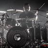 Matt Kelly - Dropkick Murphys @ Ancienne Belgique - Brussels/Bruselas - Belgium/Bélgica